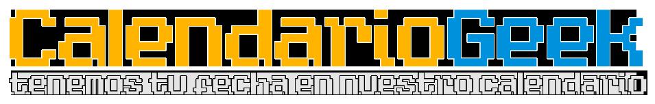 Logo principal de Calendario Geek
